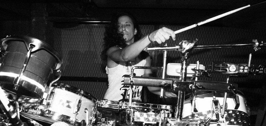 DJ ותיפוף במופע